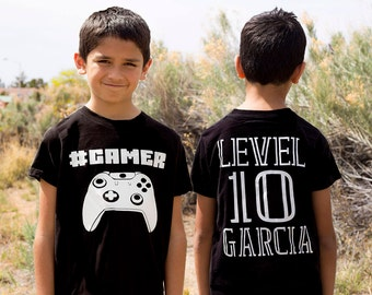 SALE!! GAMER BIRTHDAY Tee