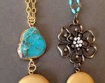 Locket Necklace