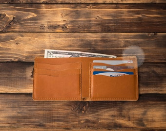 leather wallet mens wallet slim wallet for men minimalist wallet card holder wallet travel wallet mens leather wallet thin leather wallet