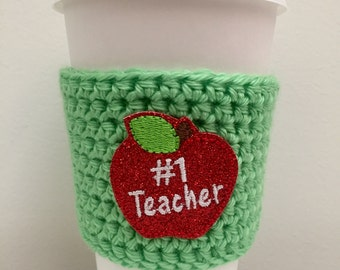 "The ""#1 Teacher"" Cozy"