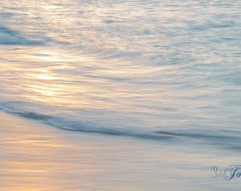 Aquinnah Sunset ~ Martha's Vineyard, Beach, Photography, Sunset, Waves, Coastal, Decor, Wall Art, Abstract, Joules