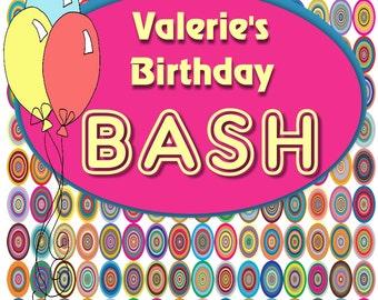 Custom chapstick labels/12 custom chapstick tubes/custom lip balm labels/birthday party favors/personalized chapstick wedding favors