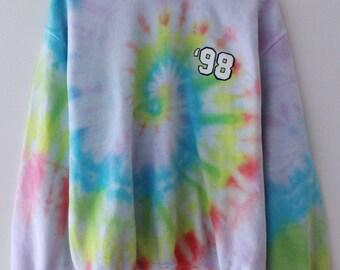 Molly Tie Dye Sweater