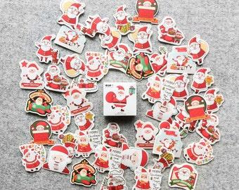 "Cute stickers ""Santa Claus"" | Cute Stationery"