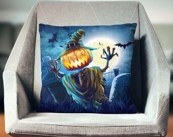 Halloween Pillow Cover | Halloween Decoration | Halloween Decor | Halloween Cushion | Halloween Pillowcase | Halloween Gifts