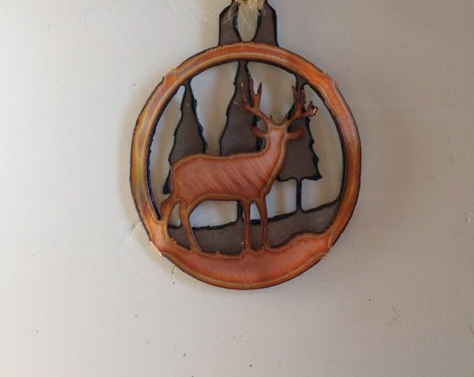 Mule Deer Ornament
