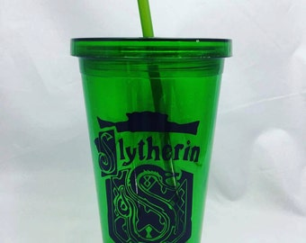 Slytherin Tumbler Cup