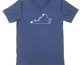 Virginia Kayaking  Shirt