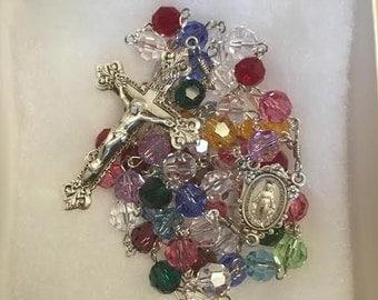 Birthstone Family Rosary