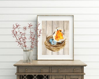 Bird Prints, bird wall art, bird wall decor, bird artwork, bird art print, bird pictures, printable, wall art, wall decor, country french
