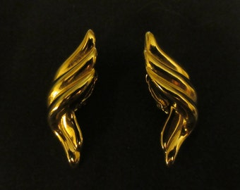 Pair of Winged Earrings
