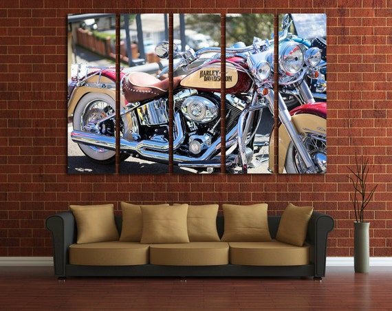 Harley Davidson Wall Art Harley Davidson Wall Decor Harley