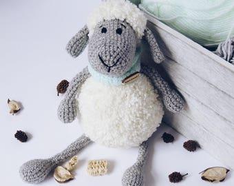 LAMB | Amigurumi toy | Crochet toy