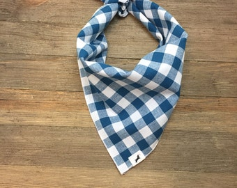 Plaid Dog Bandana, Dog Bandana, Dog Bandanas, Bandannas, Cotton Bandana, Pet Gift, Dog handkerchief, #dog, Dog Scarf, cat bandana