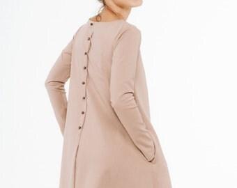 Boutique dress   Straight dress   Basic dress   LeMuse boutique dress