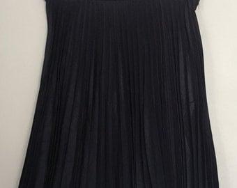 Vintage Everpleat Pleated Skirt