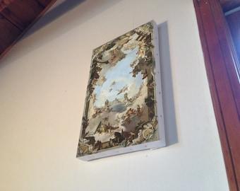 Giovanni Battista Tiepolo, Italian Painting Print