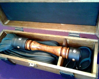Flogger Storage Box (Flogger NOT Included)