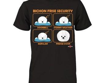 Bichon Frise shirt | Bichon Frise Security | Funny Bichon Frise gift