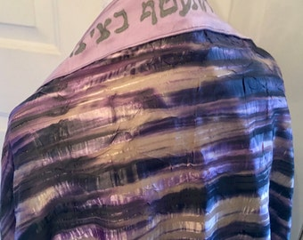 Beautiful, unique TALLIT hand made