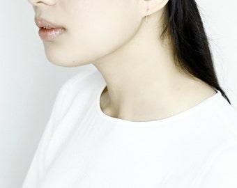 Earrings Ear Cuff - Tragus Earrings - Silver Ear Cuff - Tragus Cuff - Tragus Jewelry - Unique Earring Cuff- Unusual Ear Cuff - Edgy Ear Cuff