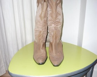 Boots leather size 38 EN Mall