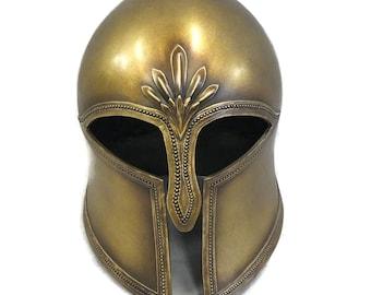 Larp Armour Greek Corinthian Helmet