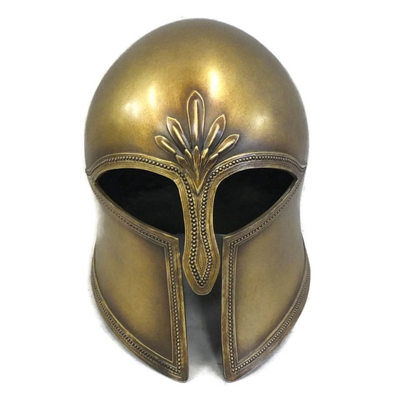 Larp Armour Greek Corinthian Helmet