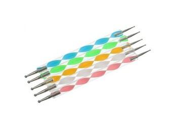 5 Dotting Tools tools