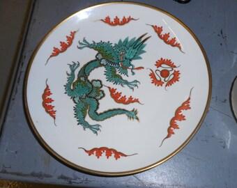 Hertel - Jacob hanging dragon plate