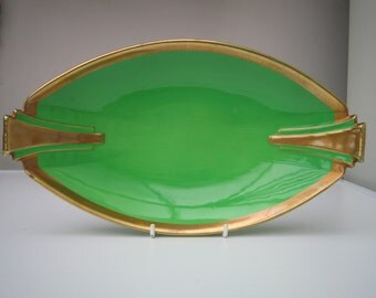 Carltonware Art Deco Dish c1930s