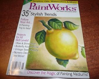 PaintWorks Magazine June 2012