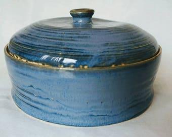 Handmade Ceramic Brie Baker