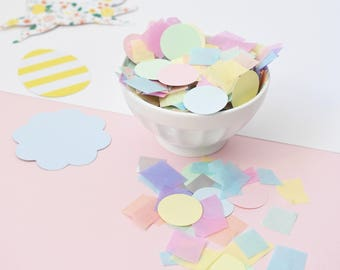 Easter Party Confetti Bag