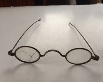 Antique Unusual Spectacles Glasses