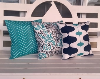 spring pillow cover set 16 x 16 on sale