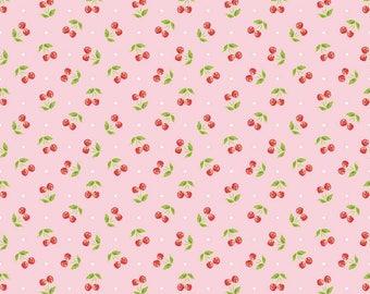 1 Yard Glamper-licious by Samantha Walker for Riley Blake Designs -  6313 Pink