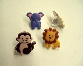 Jungle Rings, Zoo Rings