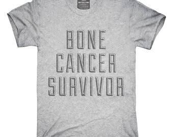 Bone Cancer Survivor T-Shirt, Hoodie, Tank Top, Gifts