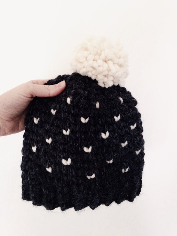 Fair Isle Hat Pattern Crochet Hat Patterns Baby Hat