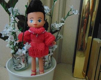 Upcycled Bratz doll