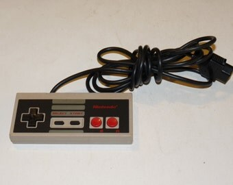 Nintendo NES Video Game Console Controller Original Tested Model NES-004 OEM