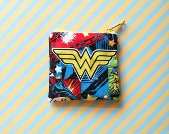 Fancy purse Wonder Woman