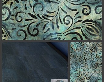 Beautiful Ocean Batik