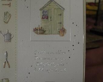 Birthday Card  To a very Special Grandad