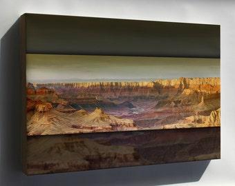 Canvas 16x24; Grand Canyon P2