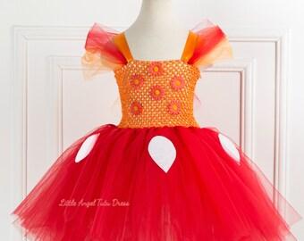 In The Night Garden Upsy Daisy. Tutu Dress. Upsy Daisy Dress. Handmade Upsy Daisy Tutu. Birthday Party Dress. Birthday outfit.