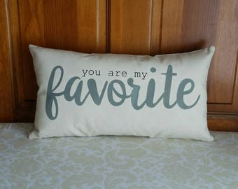 You are my favorite | Valentines day gifts for boyfriend | Mens valentine gift | you and me gift | master bedroom decor | Gifts for her