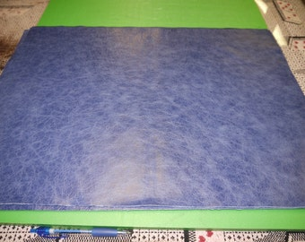 """Leather panels distress smooth 18""""x 24"""" for ( 4 ) pieces."""