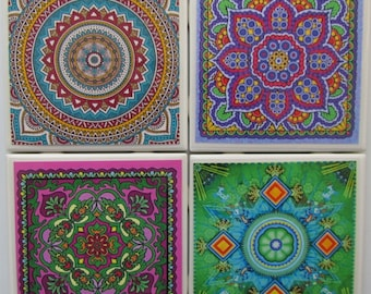 4x4 Mexican Tile Etsy